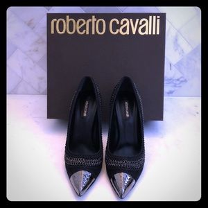 AUTHENTIC Roberto Cavalli Pumps